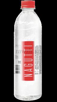 Nagutti природная питьевая вода высшей категории 0,5л пэт (12 бутылок)