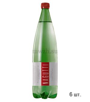 Nagutti столовая негазированная минеральная вода 1л пэт (6 бутылок)