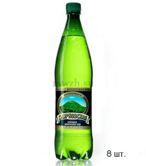 Смирновская лечебно-столовая минеральная вода 1л пэт  (8 бутылок)